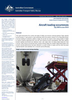 Download complete document - Aircraft loading occurrences July 2003 to June 2010