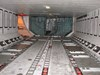 Figure 2: Typical A330 aft cargo hold (looking aft)