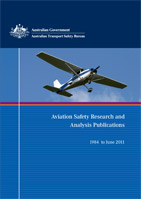 aviation safety research paper The journal of aviation/aerospace education & research • aviation safety • aviation history most popular papers.