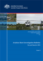 Download complete document - Aviation Short Investigation Bulletin: Second Quarter, Issue 6