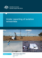 Download complete document - Under reporting of aviation wirestrikes report
