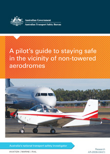 Download complete document - Cover: A pilot's guide to staying safe in the vicinity of non-towered aerodromes