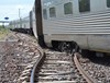 Derailment of train 4DA8