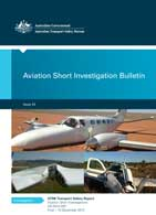 Download complete document - Aviation Short Investigations Bulletin - Issue 24