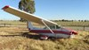 Photo of Cessna 172 VH-IGS supplied by South Australia Police.