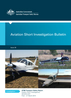 Download complete document - Aviation Short Investigations Bulletin - Issue 28
