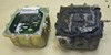 Recorder partially dismantled showing protective enclosure