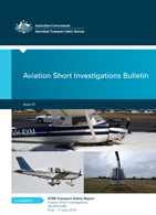 Download complete document - Aviation Short Investigations Bulletin: Issue 31