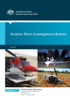 Download complete document - Aviation Short Investigations Bulletin - Issue 33