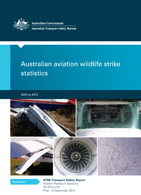 Download complete document - Australian aviation wildlife strike statistics 2004 - 2013