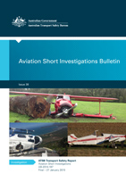 Download complete document - Aviation Short Investigations Bulletin - Issue 38