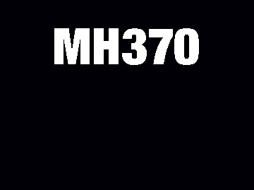 Search for MH370