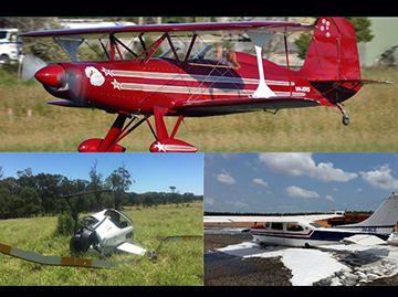 Aviation Short Investigations Bulletin: Issue 40