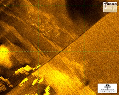 Figure 5: Side Scan Sonar - Category 1 contact