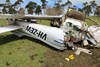 Accident site and wreckage of Cessna 172S Skyhawk SP, VH-ZEW
