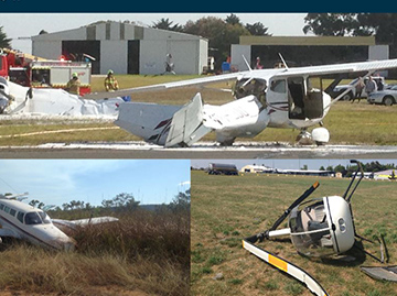 Aviation Short Investigations Bulletin: Issue 41