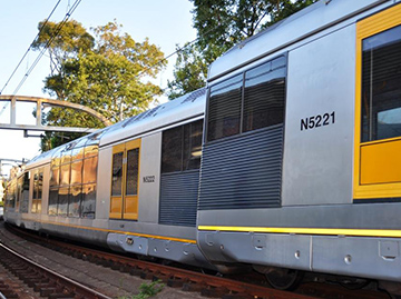 Derailment of Sydney Trains Passenger Train 602M near Edgecliff station, Sydney, NSW