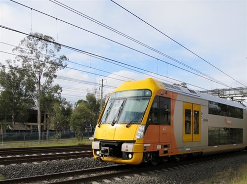 Sydney Trains A-set