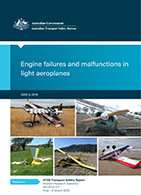 Download complete document - Engine failures and malfunctions in light aeroplanes 2009 - 2014
