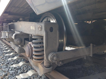 Axle failure on XPT ST24, Culcairn, NSW, on 24 October 2014