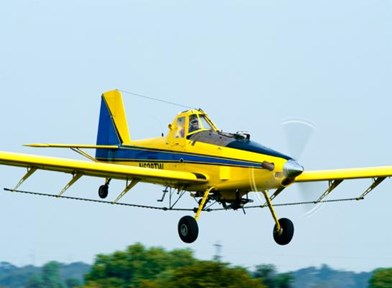 Airtractor 502B file photo. Source: Airtractor