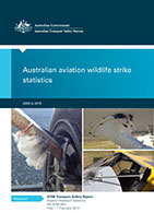 Download complete document - Australian aviation wildlife strike statistics: 2006 - 2015