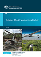 Download complete document - Aviation Short Investigations Bulletin: Issue 57