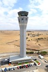 Figure 1: Melbourne airport ATC tower. Source: Airservices Australia