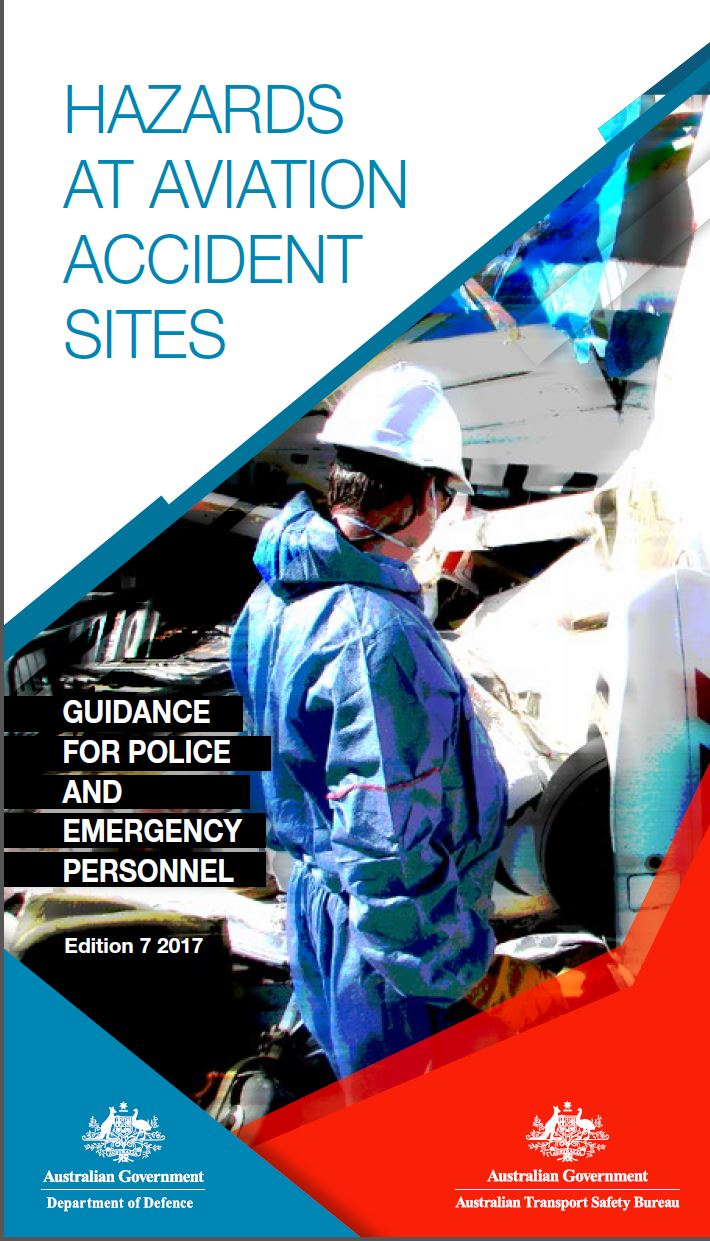 Download complete document - Hazards at aircraft accident sites booklet