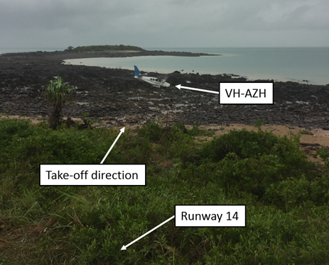 Figure 2: Accident site