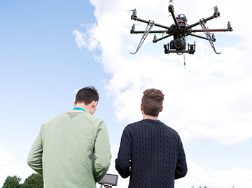 Know your drone and the rules to fly safely