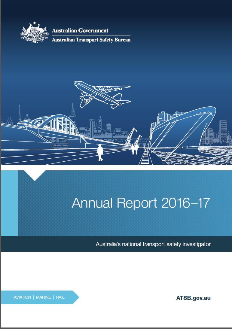 Download complete document - ATSB Annual Report 2016-17