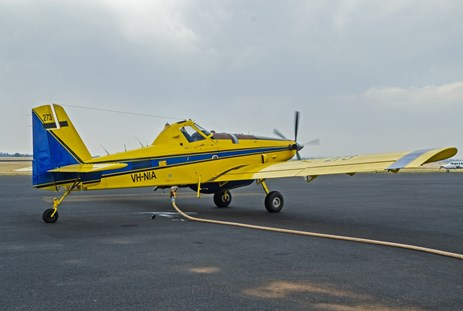 Air tractor AT-802A, registered VH-NIA