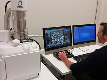 New microscope to improve safety