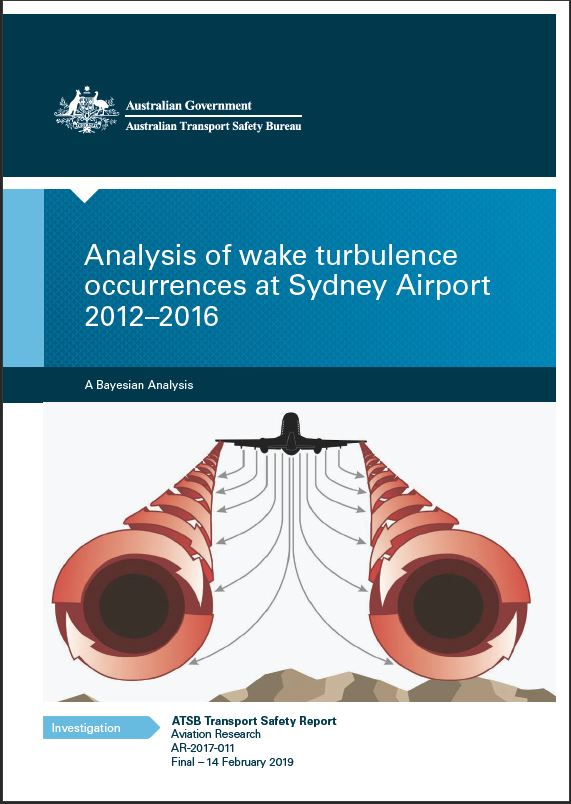 Download complete document - Analysis of Wake Turbulence Occurrences at Sydney Airport 2012–2016