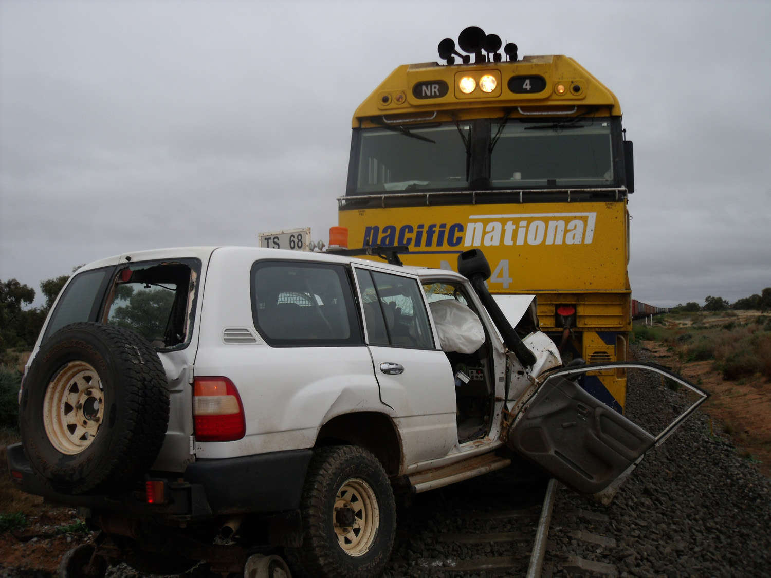Investigation: RO-2011-011 - Collision between freight ...