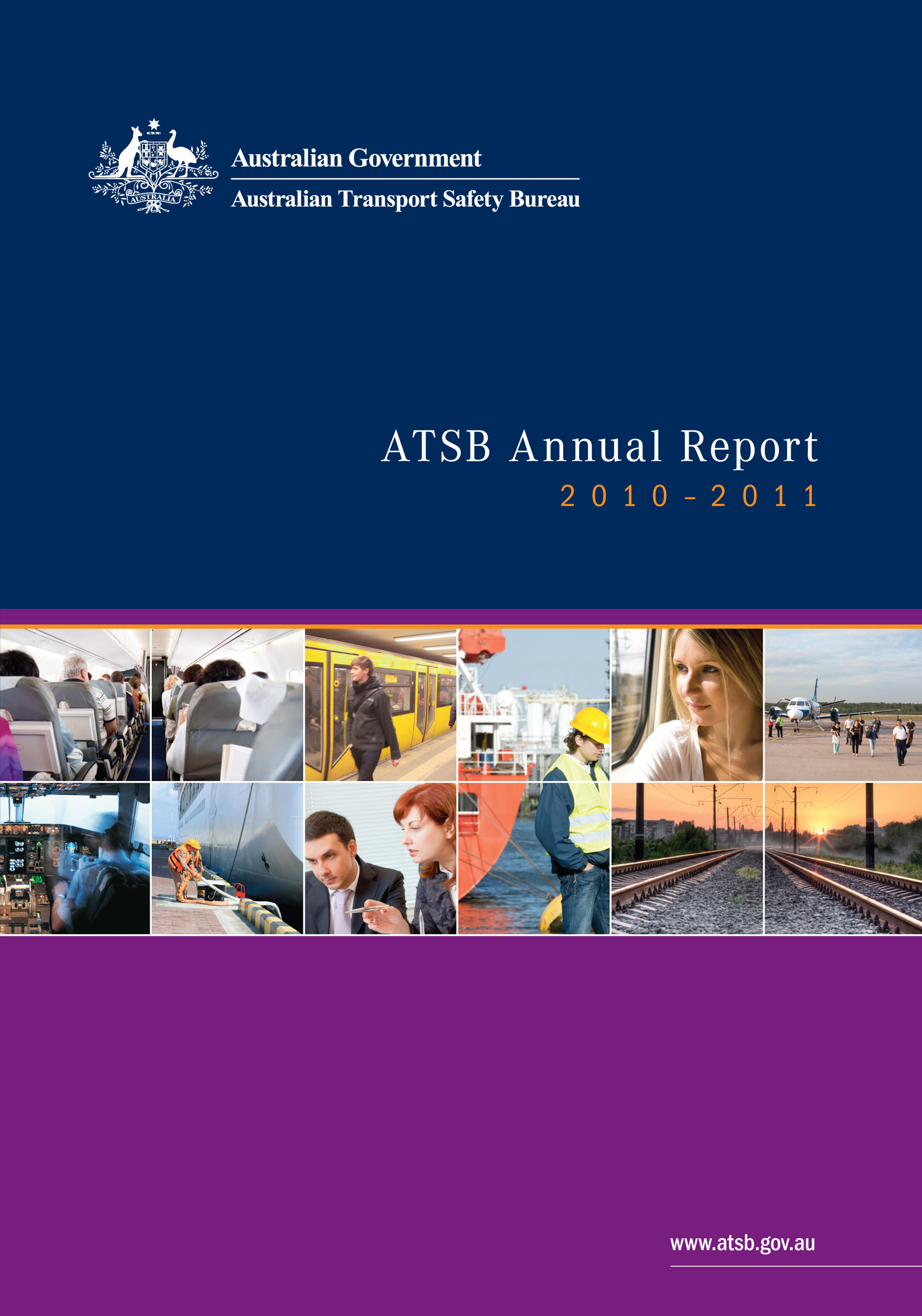 Download complete document - ATSB Annual Report 2010-2011