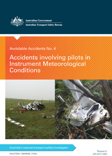 Download complete document - Accidents involving Visual Flight Rules pilots in Instrument Meteorological Conditions