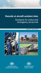 Download complete document - Hazards at aircraft accident sites: Guidance for police and emergency personnel