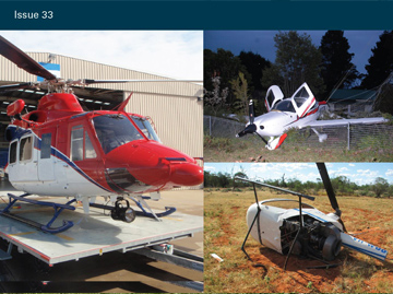 Aviation Short Investigation Bulletin - Issue 33
