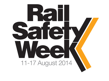 Rail Safety Week 2014