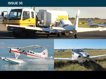 Aviation Short Investigation Bulletin - Issue 35