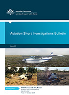 Download complete document - Aviation Short Investigations Bulletin Issue 43