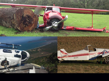 Aviation Short Investigation Bulletin - Issue 38