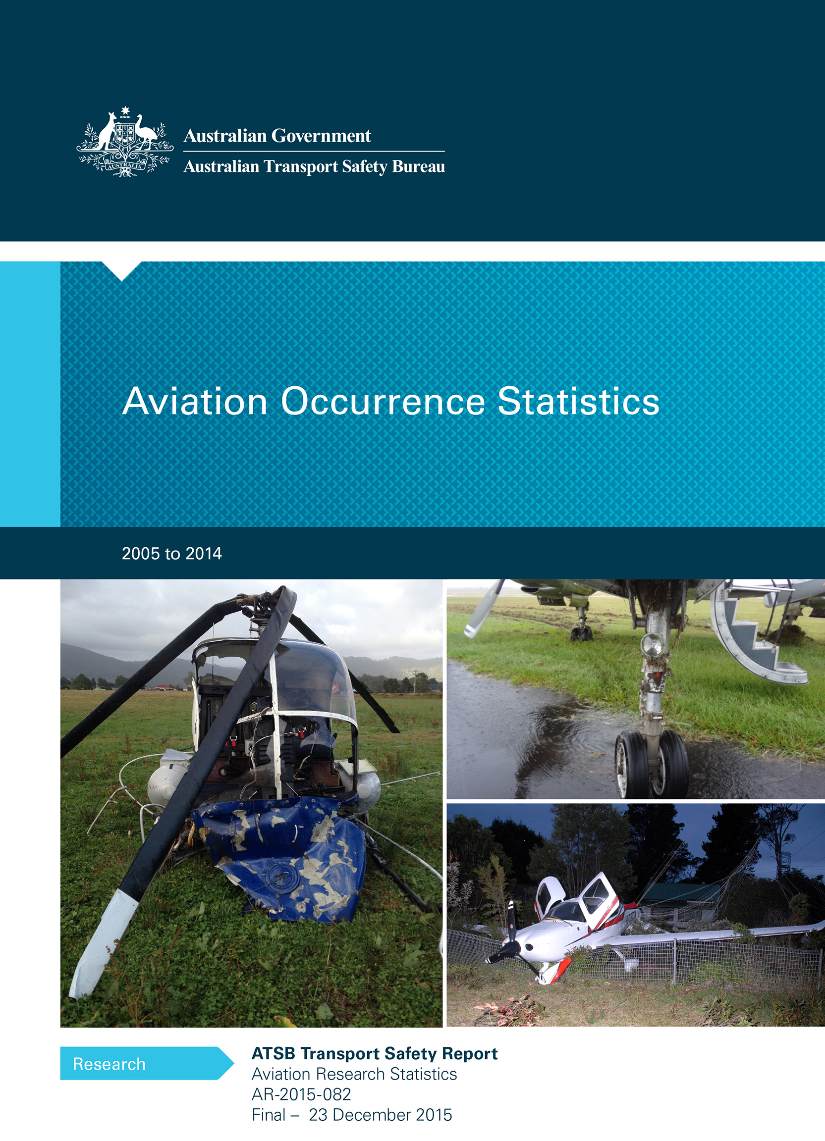 Download complete document - Aviation Occurrence Statistics: 2005 to 2014