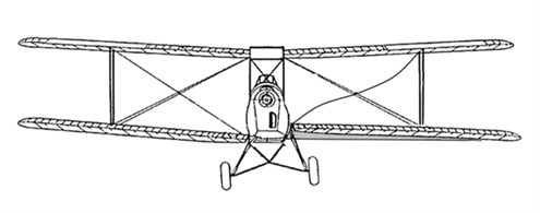 Figure 32: Initiation of the left wings failure (looking aft)