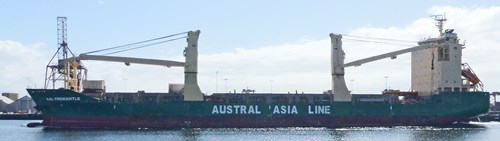 Figure 2: AAL Fremantle