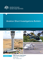 Download complete document - Aviation Short Investigations Bulletin: Issue 58