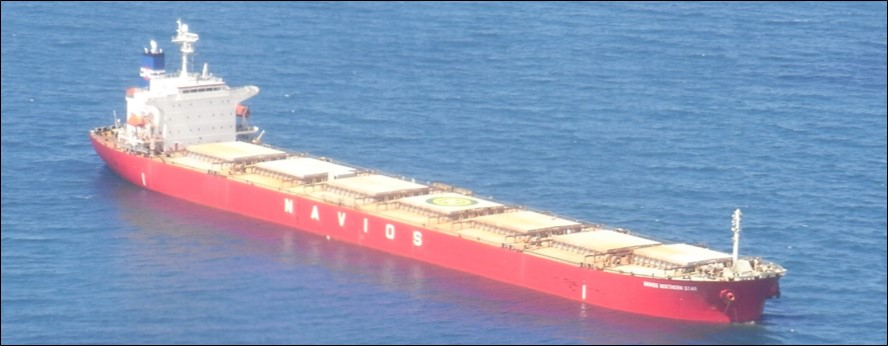 Figure 1: Navios Northern Star