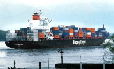 Investigation: MO-2017-007 - Collision between the container